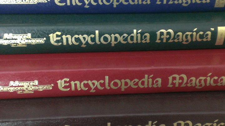 Encyclopedia Magica